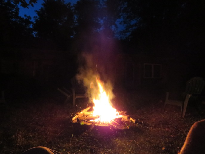 DARK Campfire.